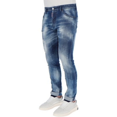 DSQUARED2 MEDIUM 2 WASH COOL GUY JEANS