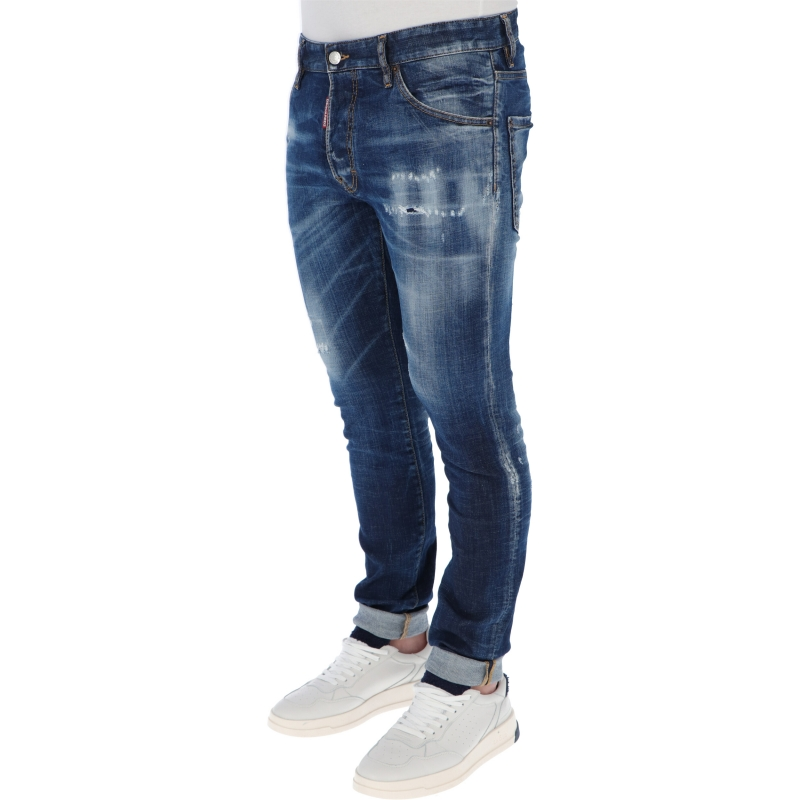 JEANS MEDIUM 1 WASH COOL GUY DSQUARED2