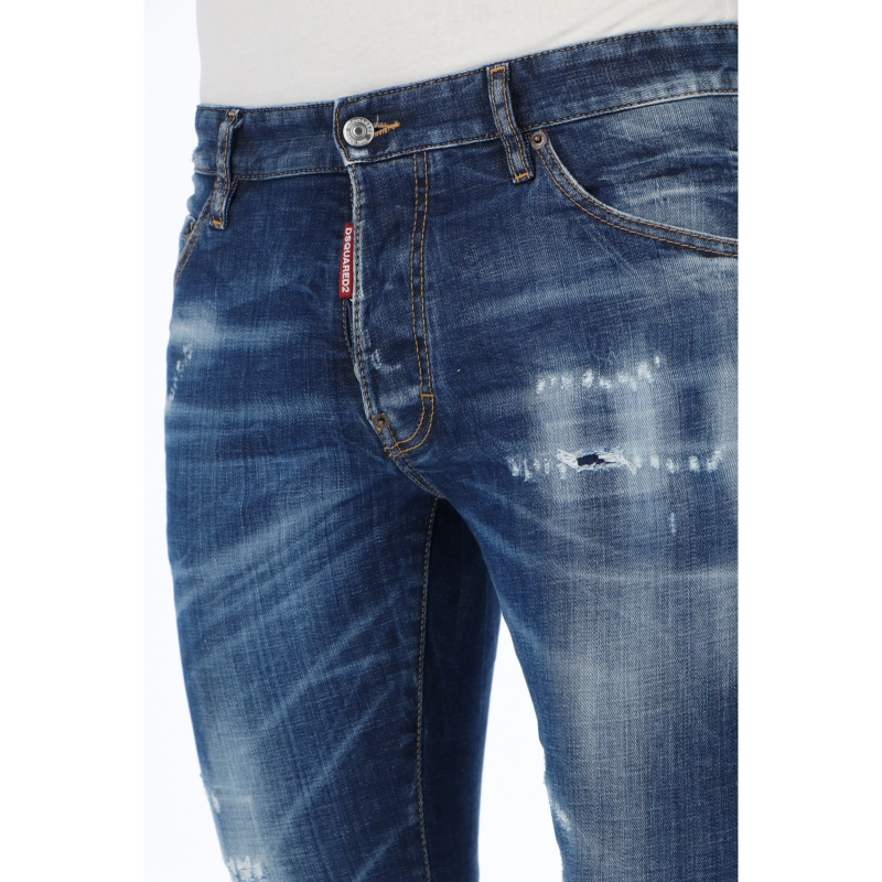 DSQUARED2 MEDIUM 1 WASH COOL GUY JEANS