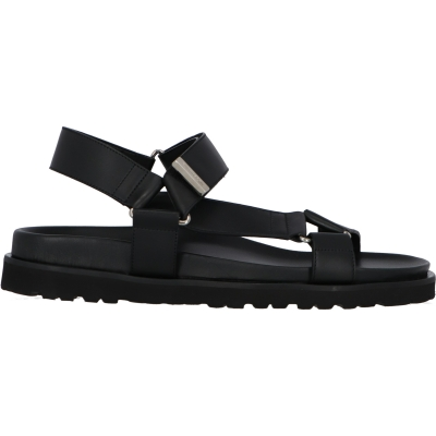 DSQUARED2 FIDLOCK THOMAS CALFSKIN SANDALS