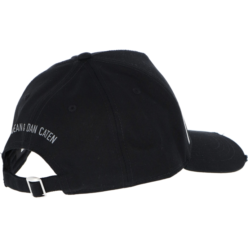 DSQUARED2 REFLECTIVE ICON BASEBALL CAP