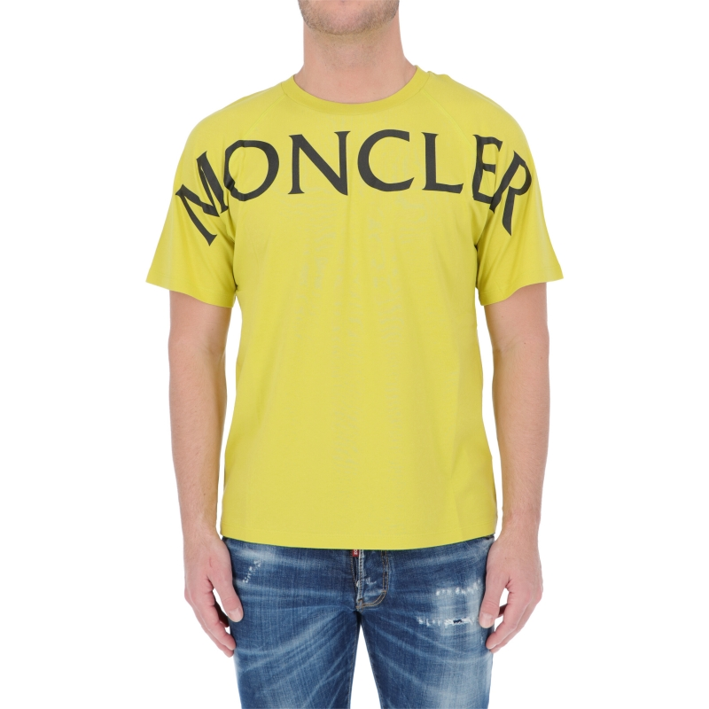 T-SHIRT IN JERSEY DI COTONE MONCLER