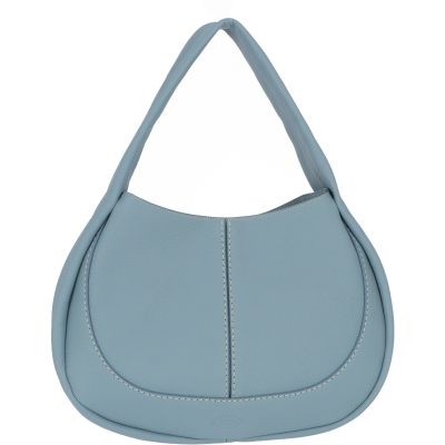 SOFT LEATHER HOBO BAG
