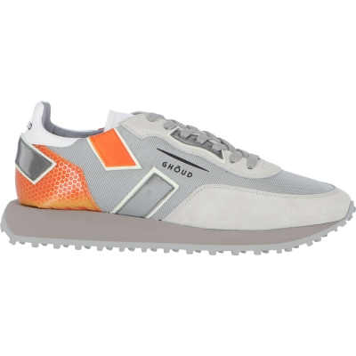 GHOUD VENICE COLOUR-BLOCK LACE-UP SNEAKERS
