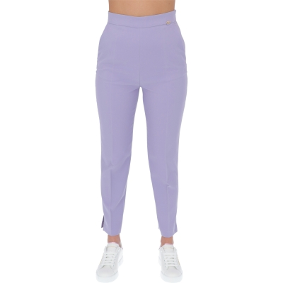 BI-ELASTIC FABRIC PANTS