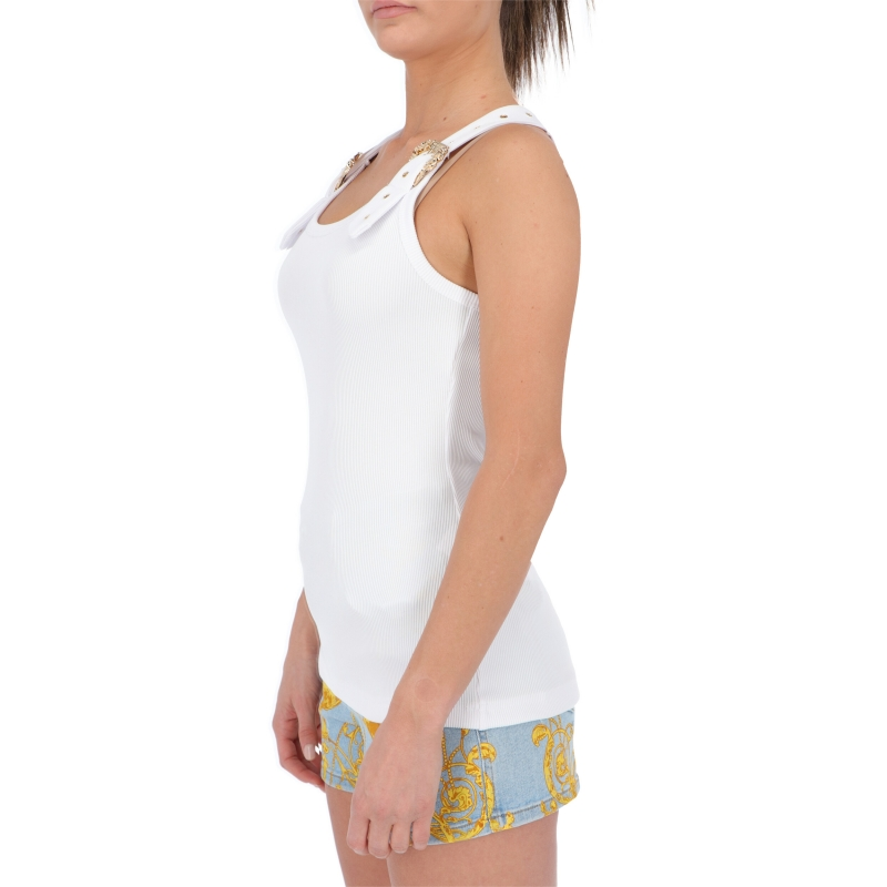 TANK TOP WITH DECORATIONS