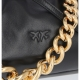 CLUTCH MAXI CHAIN PUFF BAG