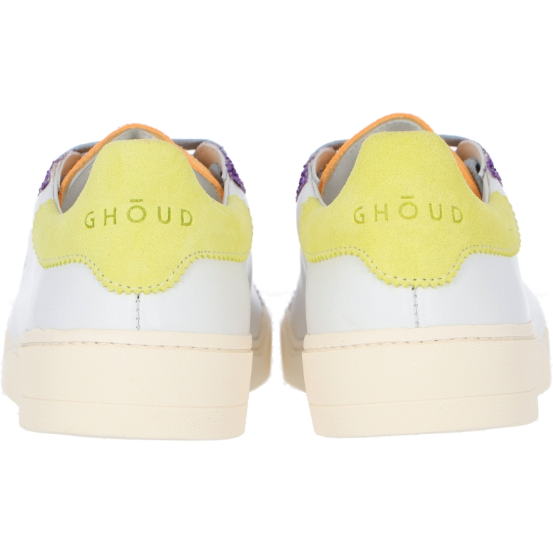 LOB 01 LEATHER SNEAKERS