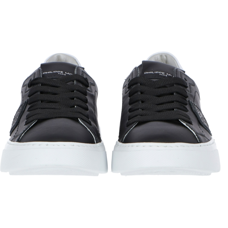 TEMPLE LEATHER SNEAKERS