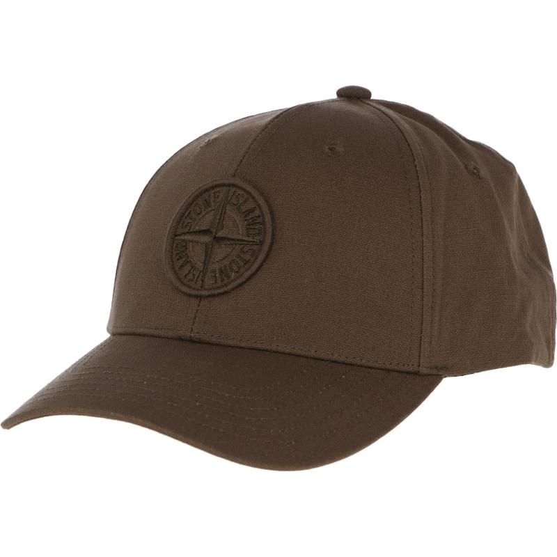 STONE ISLAND SIX-PANEL CAP