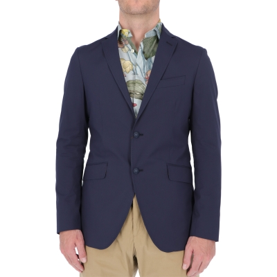 ETRO TAILORED JACKET WITH PEGASO BUTTONS