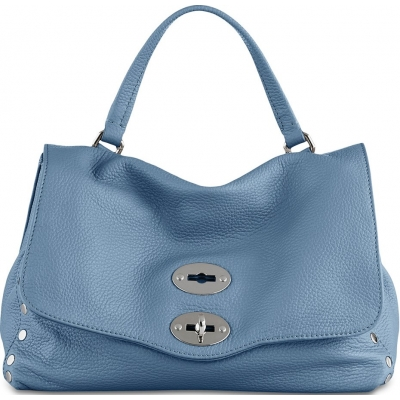 TELA GENOVA DAILY M LEATHER POSTINA BAG