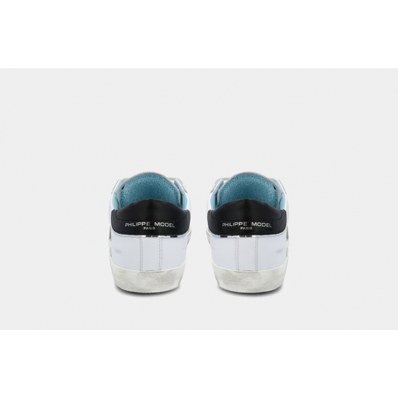 PRSX LEATHER SNEAKERS