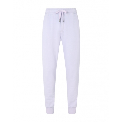 JERSEY JOGGING PANTS WITH BRANDED TAG