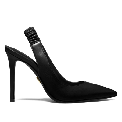 RALEIGH LEATHER SLINGBACK