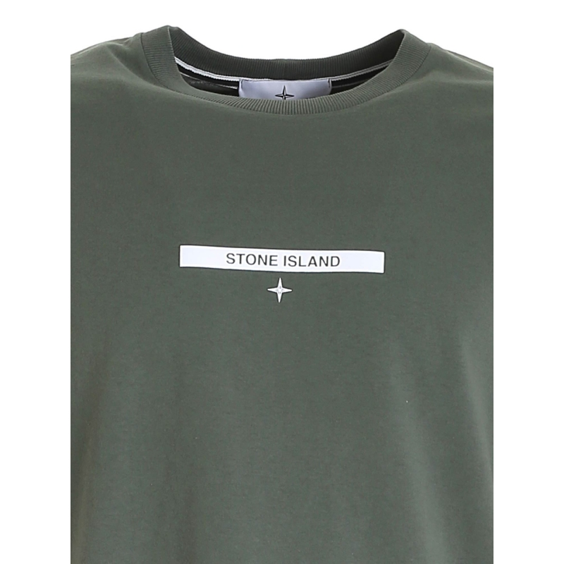 COTTON JERSEY T-SHIT, 'MICRO GRAPHICS ONE' PRINT_SLIM FIT