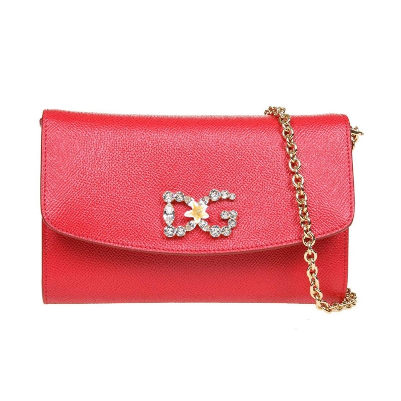 WALLET ON CHAIN WITH DG CHRYSTALS LOGO