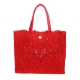 BEATRICE CORDONETTO LACE SHOPPING BAG