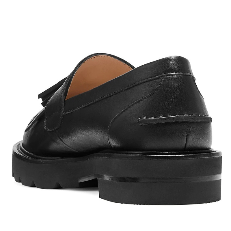 MILA LOAFER WITH OVERSIZED SOLE
