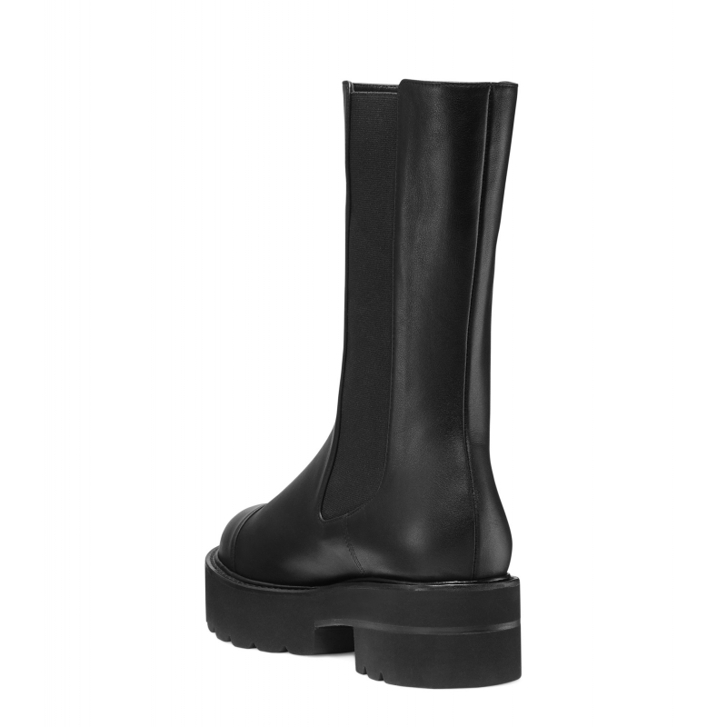 PRESLEY BOOTS WITH OVERSIZED SOLE