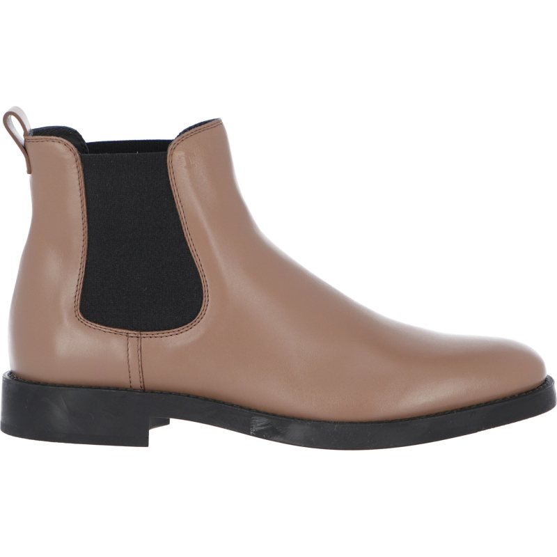 BEATLES LEATHER ANKLE BOOTS