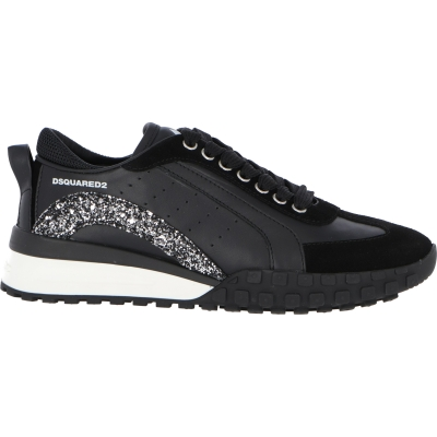 LEGEND LEATHER SNEAKERS WITH LOGO