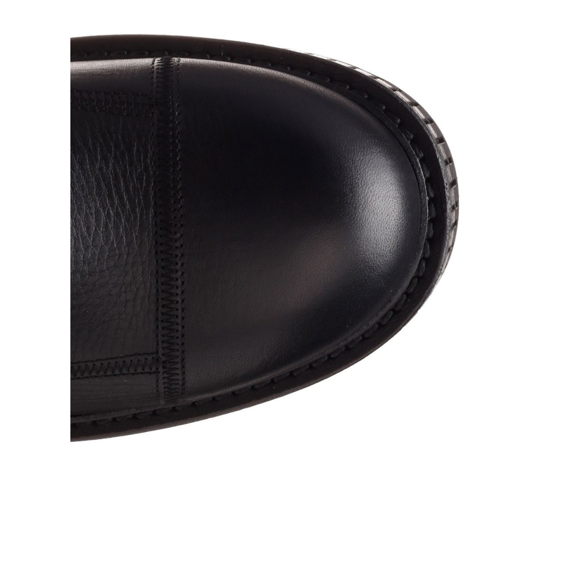 BOARDER CALFSKIN BOOTS WITH EXTRALIGHT SOLE
