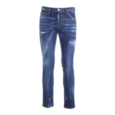 COOL GUY JEANS PERFECTO BLUE WASH