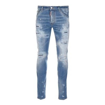 COOL GUY BLUE WASH JEANS