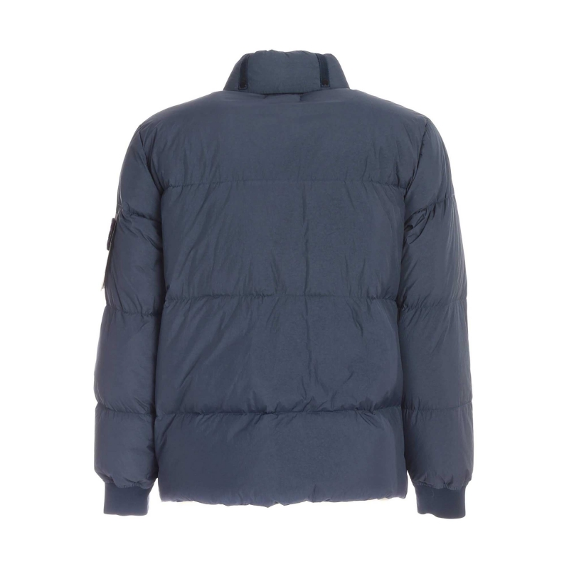 GARMENT DYED CRINKLE REPS NY DOWN-TC JACKET